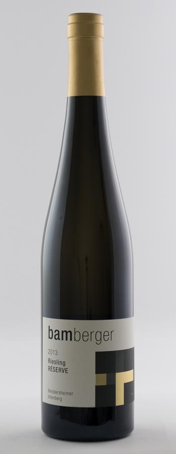 Meddersheimer Altenberg -S- Riesling Weinflasche