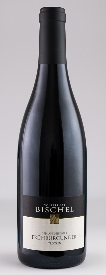 Appenheimer Frühburgunder Weinflasche
