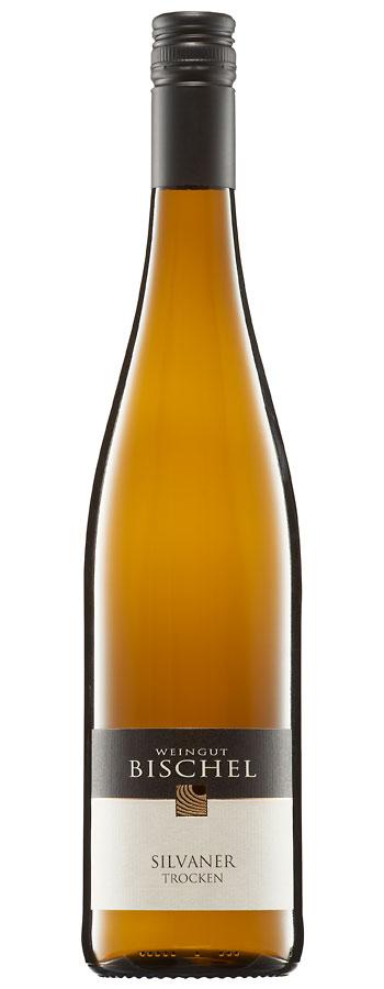 Silvaner Weinflasche