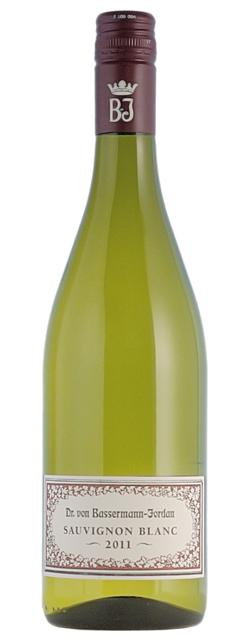 Sauvignon Blanc Weinflasche
