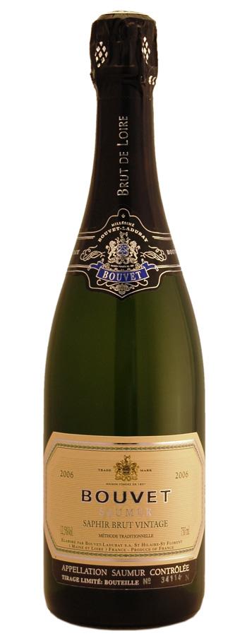 Crémant de Loire 100% Chardonnay Weinflasche