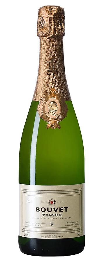 Cuvée Trésor Weinflasche