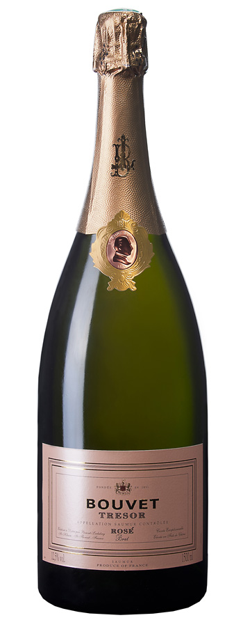 Cuvée Trésor Brut Rosé Magnum Weinflasche
