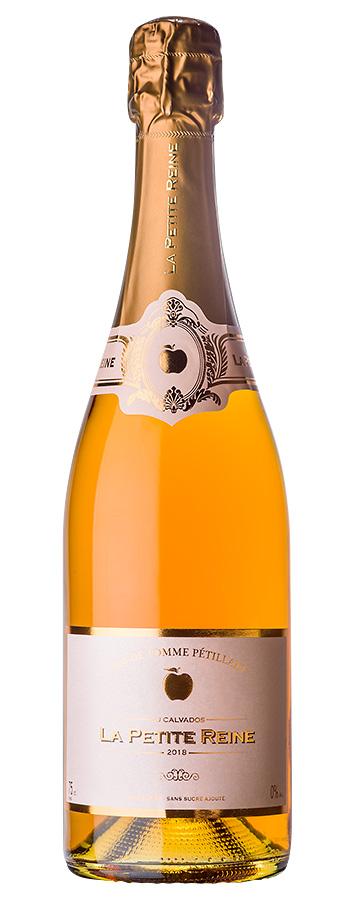 La Petite Reine Jus de Pomme-alkoholfrei Weinflasche